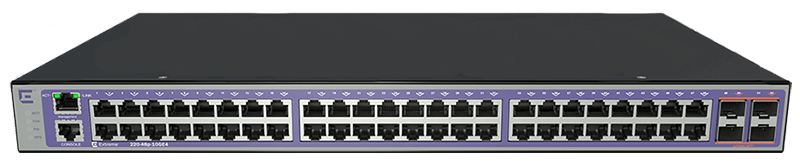 Extreme Networks ExtremeSwitching 220 48-port Switch